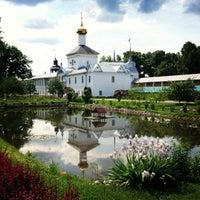 Photo taken at Свято-Введенский Толгский женский монастырь by Irina P. on 6/10/2013