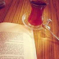 3/8/2013 tarihinde Sibel B.ziyaretçi tarafından Altıgen Cafe'de çekilen fotoğraf