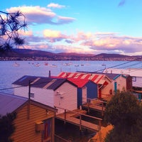 Photo taken at The Boatsheds Track by Mia G. on 9/26/2012