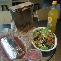 Photo taken at Chipotle Mexican Grill by Jarrod on 5/19/2013