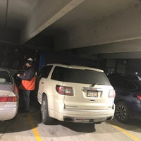 Photo taken at Logan Airport Central Parking by Kim H. on 12/22/2017