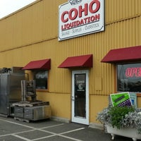 Photo taken at COHO Liquidation by Kathy F. on 10/25/2013