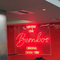 Снимок сделан в Bembos пользователем Pedro jose D. 10/23/2015