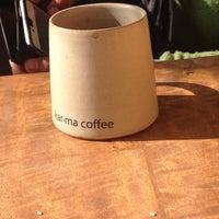 Photo taken at Karma Coffee by Suz K. on 3/12/2015