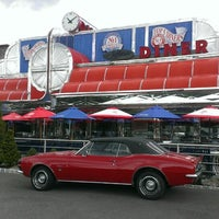 Photo taken at Jefferson Diner by Andrew S. on 9/5/2013