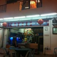 Photo taken at Restoran Masakan Sedap by Hasyim B. on 2/25/2013