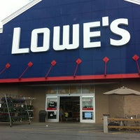 Photo taken at Lowe's Home Improvement by Maddie C. on 7/14/2013