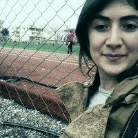 Photo taken at Gençlik hizmetleri Ve Spor İlçe Müdürlüğü Gölbaşı Spor Salonu by Izel S. on 12/4/2016