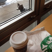 Photo taken at Starbucks by Jen B. on 1/14/2016