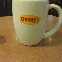 Photo taken at Denny's by Nathan D. on 6/21/2013