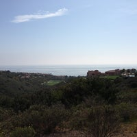 Photo taken at Los Trancos Canyon View Park by Atheer A. on 3/17/2013