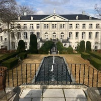 Photo taken at Hotel Kasteel Bloemendal by Hans T. on 4/4/2018