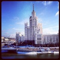 Photo taken at МГУДТ (Московский государственный университет дизайна и технологий) by Anna on 3/21/2013