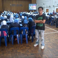 Photo taken at Dewan UniKL MSI by Radzieq R. on 2/23/2013