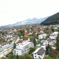 Photo taken at Feldkirch by Sevil Ü. on 10/30/2012