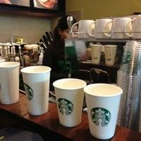 Photo taken at Starbucks by MsBonVivantSG on 1/30/2013