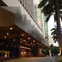 Photo taken at Sheraton Towers Singapore by MsBonVivantSG on 11/21/2012