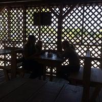 Photo taken at Deck Lounge by jane p. on 5/24/2014