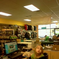 Photo taken at Game Hounds Video Games & Gifts by Jen S. on 10/18/2012