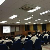 Photo taken at Kolej Kemahiran Tinggi Mara, Beranang, Selangor by Saifuddin A. on 10/1/2012