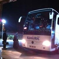 Photo taken at Kamil Koç Terminali by Onay C. on 10/15/2012