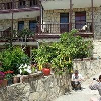 Photo taken at İlhan otel by YUSUF K. on 4/30/2014