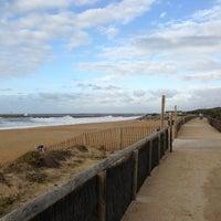 Photo taken at Promenade de La Barre by Alexandre M. on 12/26/2012