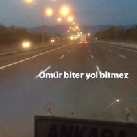 Photo taken at D100 Samsun İstanbul Yolu by Murat A. on 10/22/2017