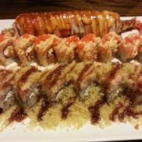 Photo taken at Sushi Moto by Shunita O. on 5/4/2013
