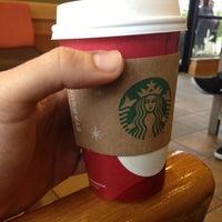 Photo taken at Starbucks by Isaac R. on 12/13/2012