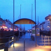 Photo taken at Canal Tours Copenhagen by Gizem on 4/27/2013