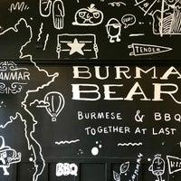 Снимок сделан в Burma Bear пользователем John W. 11/29/2017
