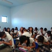 Photo taken at Cecytes Pueblitos by Jossy L. on 10/23/2012