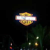 Photo taken at Brasília Harley-Davidson by Eder S. on 10/23/2012
