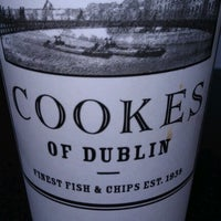Photo taken at Cookes Of Dublin by Jonathan G. on 10/10/2012