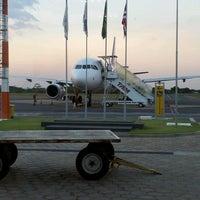 Photo taken at Aeroporto de Imperatriz / Prefeito Renato Moreira (IMP) by Cristiano M. on 10/6/2012