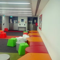 Photo taken at UTS Building 10 by Chintan S. on 4/9/2013