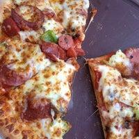 Foto tomada en Papa John's Pizza por Kimkibu el 6/3/2013