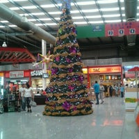 Photo taken at Plaza Exhibimex by Lizeth R. on 12/16/2012