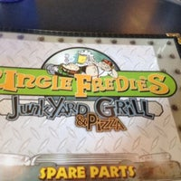 Uncle Fredie's Junkyard Grill & Pizza