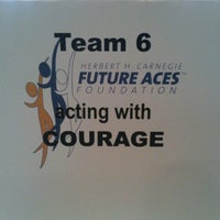 Photo taken at Future Aces Scholarship Selection Commitee by Amber R. on 2/24/2013