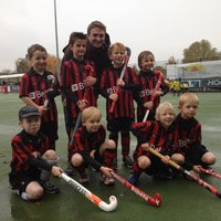 Photo taken at Daring Hockey Club by Laurence M. on 11/10/2012