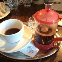 Photo taken at Caffé del Saggio by Patrik R. on 3/15/2014