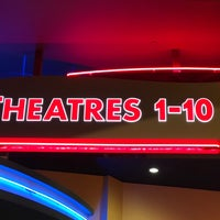 Photo taken at Regal Cinemas Dulles Town Center 10 by William S. on 12/25/2016
