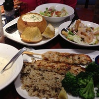 Photo taken at Red Lobster by MiChelle A. on 5/21/2013