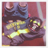 Photo taken at Brentwood FD Squad 2 by Carlos on 6/14/2013