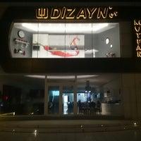 Photo taken at Dizayn-er Mobilya Edremit/Balıkesir by Volkan Ö. on 12/9/2014