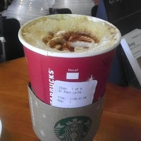 Photo taken at Starbucks by Tina A. on 11/22/2012