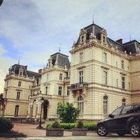 Снимок сделан в Львівський палац мистецтв / Lviv Art Palace пользователем Chad Z. 7/16/2013