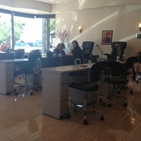 Photo taken at Ten Perfect Nails by andrea w. on 10/20/2013
